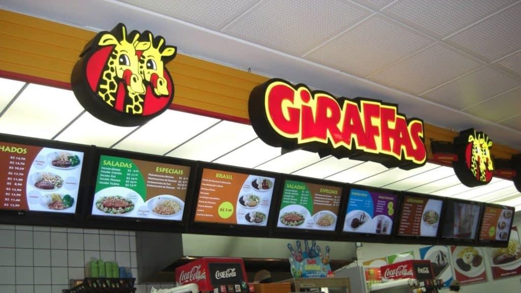 Case de Sucesso VTT- Giraffas
